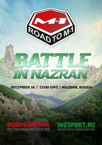 Road to M-1: Battle in Nazran 9