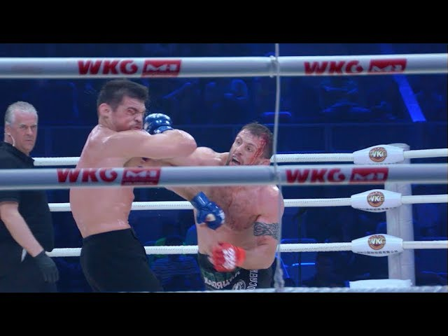 M-1 Challenge 91 highlights, 12 мая, Шэньчжэнь, Китай