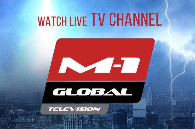 WATCH LIVE CHANNEL M-1GLOBAL.TV