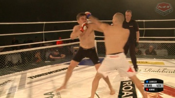 Till Kinne vs Stefan Larisch, Road to M-1: Germany