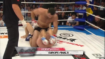 Alexander Romaschenko vs Guram Gugenishvili, M-1 Selection 2010: Eastern Europe Finals