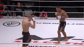 Rafal Moks vs Sergey Popa, M-1 Selection 2010: Western Europe Round I