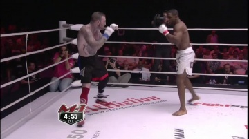 Jason Jones vs Mike Connors, M-1 Challenge 18