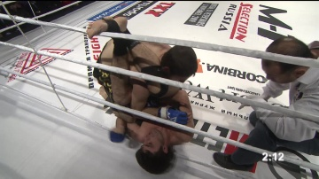 Magomed Magomedov vs Ovanes Ormandzhyan, M-1 Selection 9