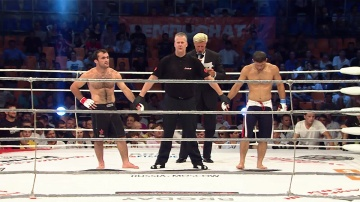 Magomedrasul Khasbulaev vs Shamil Zavurov, M-1 Selection 2010: Eastern Europe Finals