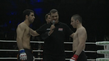 Islam Magomedov vs Magomed Daurbekov, Road to M-1