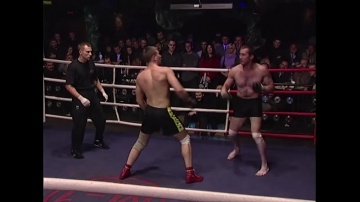 Nikolay Korneli vs Alexandr Garkushenko, M-1 MFC: Exclusive Fight Night 3
