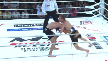 Anton Bestaev vs Pavel Kokarev, M-1 Selection 5