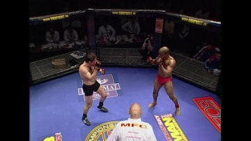 Shonie Carter vs Azred Telkusheev, M-1 MFC: Middleweight GP