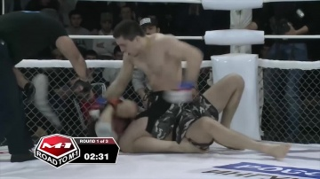 Adam Elmurziev vs Shakhban Magomedov, Road to M-1: Ingushetia 2