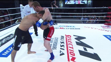 Akop Stepanyan vs Magomed Magomedov, M-1 Selection 5