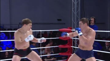 Maxim Grishin vs Dmitry Zabolotny, M-1 Selection 2009 7
