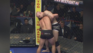 Dave Strasser vs Islam Karimov, M-1 MFC: Russia vs the World 4