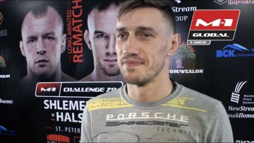 Artem Damkovskiy about the fight between Divnich and Ismagulov and his titleshot