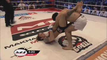 Vugar Bakhshiev vs Jack Magee, M-1 Selection 2011: European Tournament