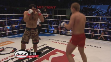 Sergey Filimonov vs Gadzhimurad Antigulov, M-1 Selection 2011: European Tournament