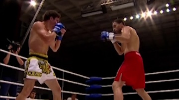Dzhamal Kurbanov vs Magomed Aliomarov, M-1 Selection 6
