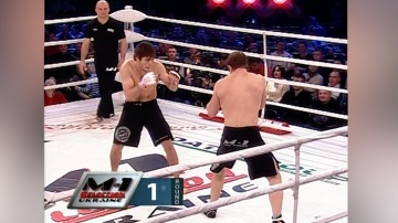 Besik Gobedzhashvili vs Beslan Mashukov, M-1 Selection Ukraine 2010 - The Finals