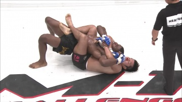 Yuta Watanabe vs Jason Jones, M-1 Challenge 05