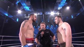Sergey Fedyainov vs Ivan Kulakov, Road to M-1 - Saint Petersburg 3