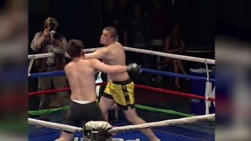 Igor Abaev vs Adam Arapiev, Northwest Open MixFight Championship