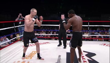 Marcus Vanttinen vs Jason Jones, M-1 Challenge 12