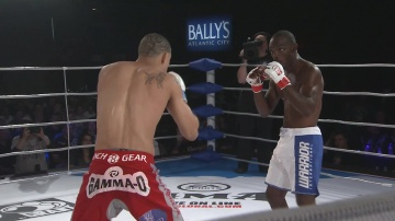 Byron Byrd vs Daniel Vizcaya, M-1 Selection 2010: The Americas Finals