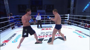 Igor Savelyev vs Saipudin Shahidov, M-1 Selection 2009 7