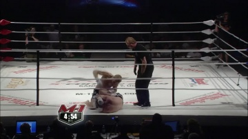 Janne Tulirinta vs Anthony Ford, M-1 Challenge 16