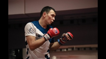 An interview with Damir Ismagulova before the debut in the UFC