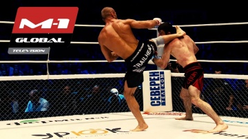 Mammadaliev vs Butenko highlights from M-1 Challenge 63