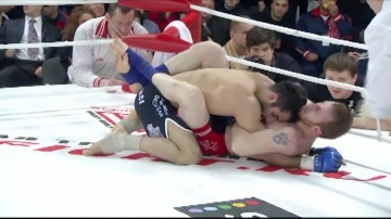 Vugar Bakhshiev vs Magomed Magomedov, M-1 Selection 1