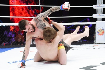 Daniel Diaz vs Alexey Bruss, M-1 Challenge 77