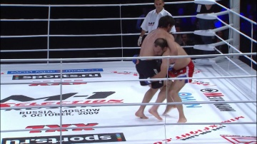 Gasan Umalatov vs Murad Magomedov, M-1 Selection 2009 7