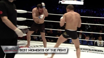 Sergey Guzev vs Vyacheslav Vasilevsky, M-1 Selection 2010: Eastern Europe Round 2