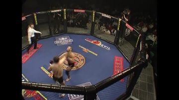 Yuji Hoshino vs Musail Alaudinov, M-1 MFC: Russia vs the World 7