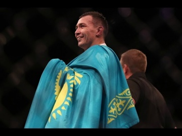 Vlog Damir Ismagulova before the debut in the UFC