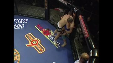 Danila Veselov vs Keith Wisniewski, M-1 MFC: Russia vs the World 6