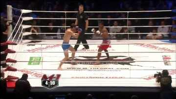 Magomed Shikshabekov vs Simon Phillips, M-1 Challenge 19