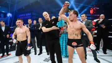 M-1 Challenge Battle in Atyrau highlights, December 15, Kazakhstan
