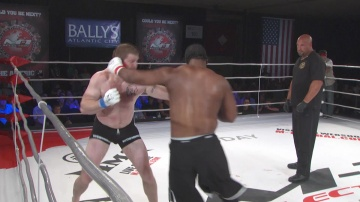 Patrick Bennett vs Kenny Garner, M-1 Selection 2010: The Americas Finals