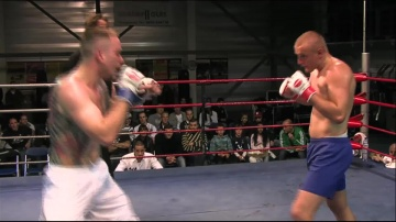 Berrie Bunthof vs Ivica Jakopic, M-1 Selection 2010: Western Europe Reserve Matches