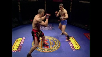 Denis Kang vs Alexey Veselovzorov, M-1 MFC: Heavyweight GP