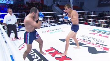 Maxim Kuptsov vs Serob Minasyan, M-1 Selection 2009 7