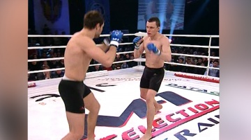 Vladimir Katyhin vs Alexey Smirnov, M-1 Selection Ukraine 2010 - The Finals