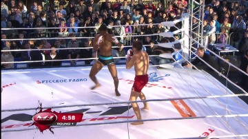 Christian Vuapi vs Alexey Nevzorov, M-1 Selection 2010: Battle on Neva