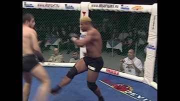 Arman Gambaryan vs Marcelo Vieira, M-1 MFC: Russia vs the World 3