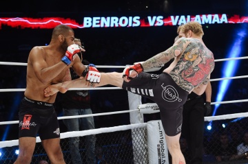 Aires Benrois vs Juho Valamaa, M-1 Challenge 82