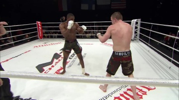 Dmitry Samoilov vs Jason Jones, M-1 Challenge 11