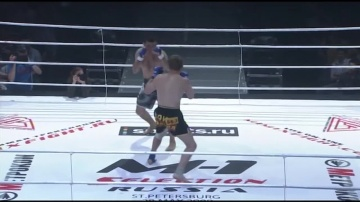 Pavel Balmasov vs Amirkhan Mazihov, M-1 Selection 3